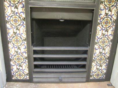 001TI - Original Arts and Crafts Tiled Insert