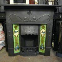 015TC_1384_Art_Nouveau_Combination_Fireplace_'The_Vienna'