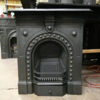 074MC_1538_Antique_Victorian_Fireplace's