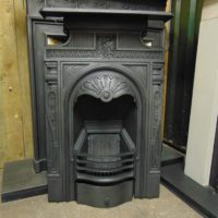 Pretty Arts & Crafts Bedroom Fireplace 1893B Oldfireplaces