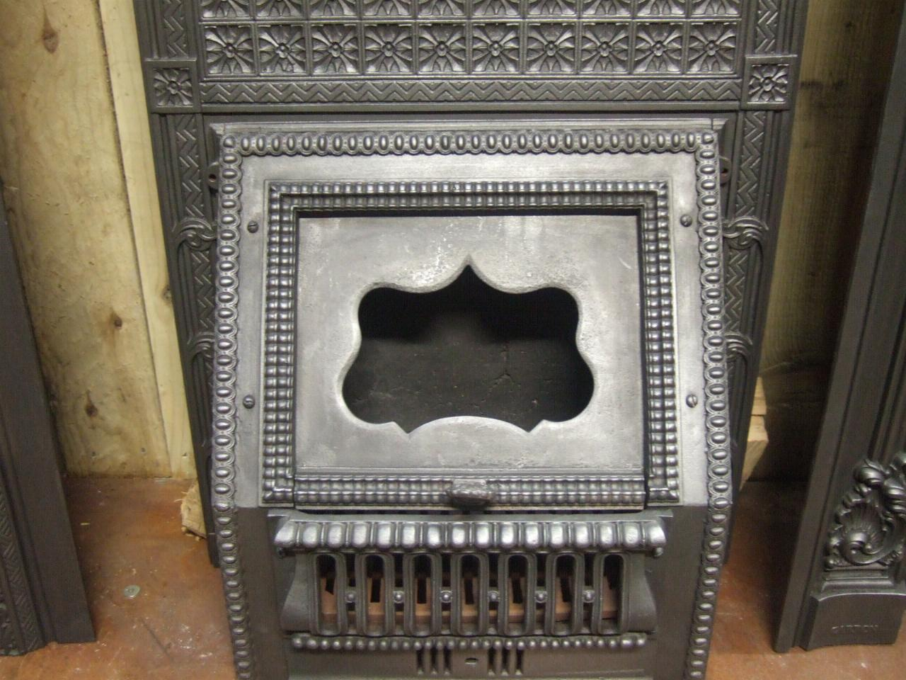 Victorian fireplace insert - Old Fireplaces
