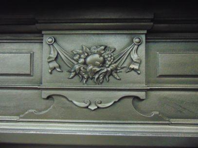 153B_Antique_Victorian_Bedroom_Fireplace