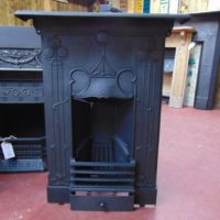 Original Art Nouveau Bedroom Fireplaces 1693B Old Fireplaces.