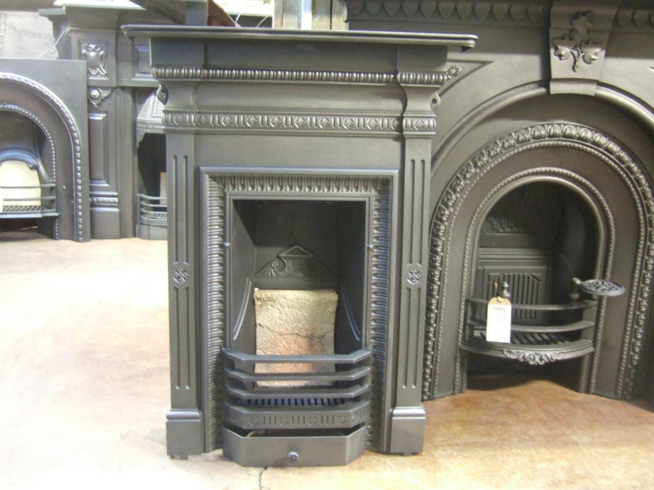 Victorian Bedroom Fireplace - 172B - Old Fireplaces