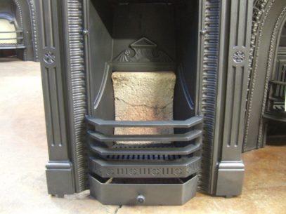 172B - Victorian Bedroom Fireplace
