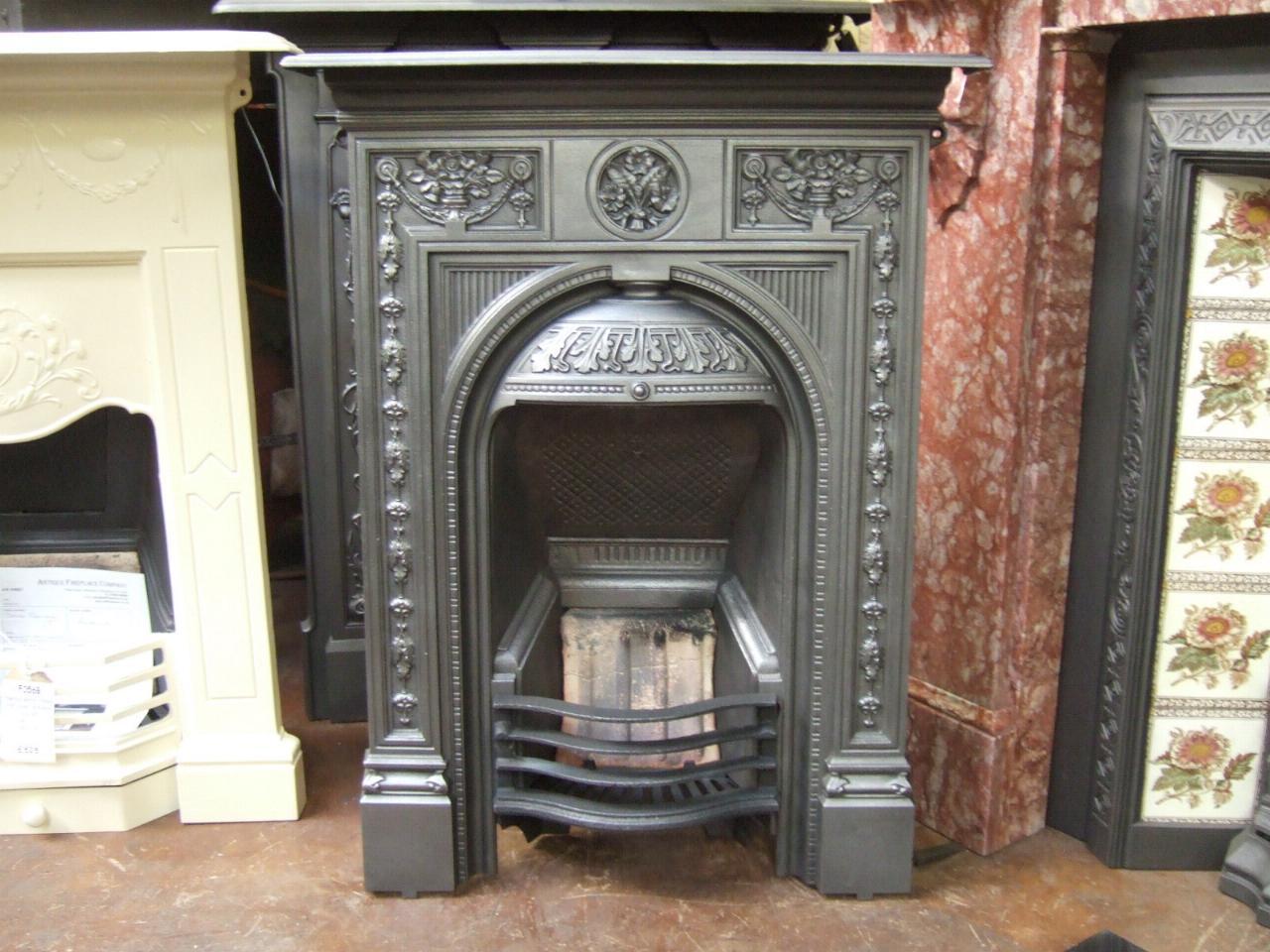 Delicieux 209B   Victorian U0027Primroseu0027 Bedroom Fireplace   Barnsley