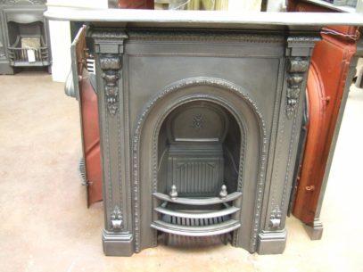 231MC - Victorian Fireplace
