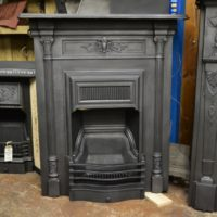 236LC_1916_Original_Victorian_Cast_Iron_Fireplace
