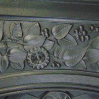 245LC_1826_'Bird_&_Butterfly'_Fireplace