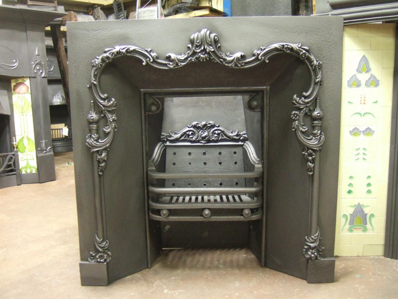 georgian early victorian register grate 251i old fireplaces