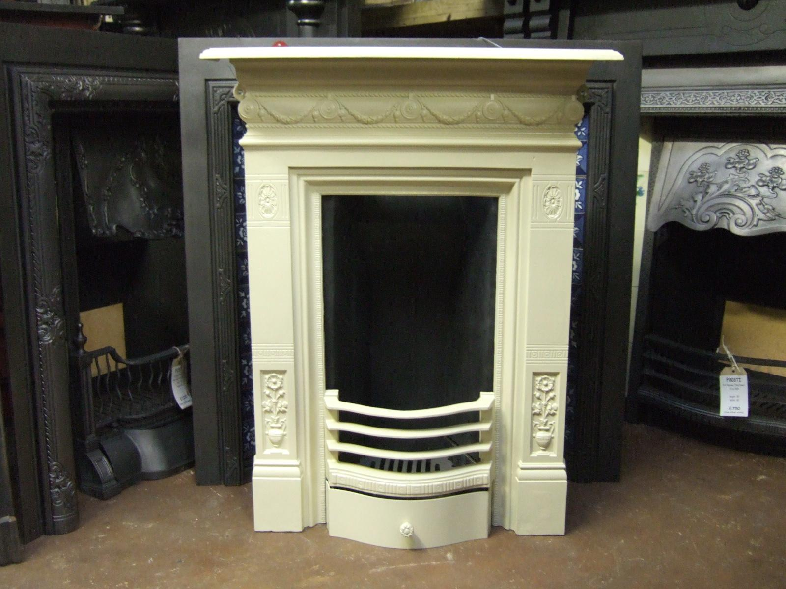 Victorian Bedroom Fireplace - Old Fireplaces