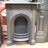 265B - Early-Victorian Bedroom Fireplace - Llandudno