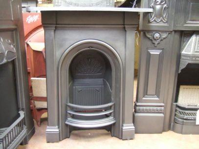 265B - Early-Victorian Bedroom Fireplace - Llandudno