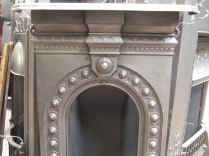 268B - Victorian Bedroom Fireplace