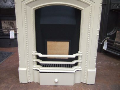272MC -  Victorian Cast Iron Fireplace- Wirral