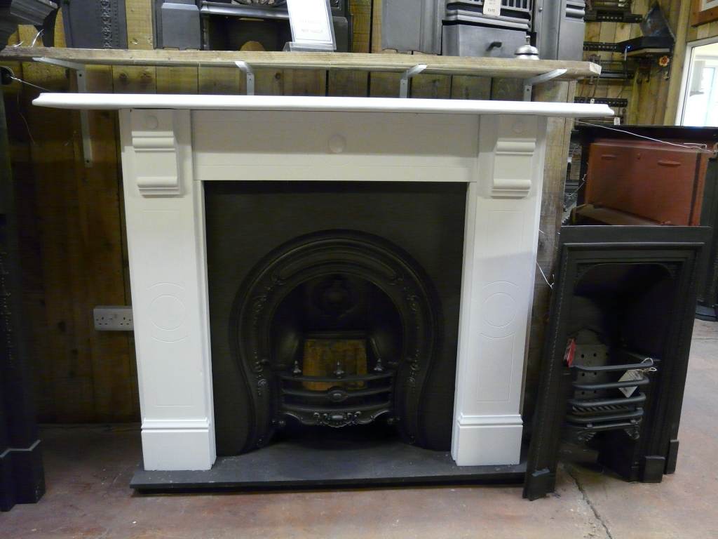 Victorian Slate Fireplace Surround - 291SS-1188 - Old ...