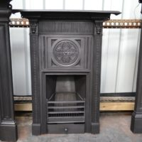 Thomas Jeckyll Fireplace - 394MC