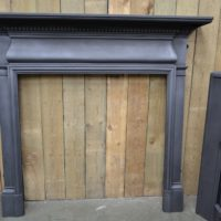 Reclaimed Victorian Cast Fire Surround 4018CS - Oldfireplaces