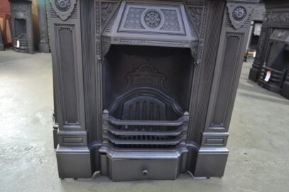 Victorian Cast Iron Fireplace The Scotia 4146MC - Oldfireplaces
