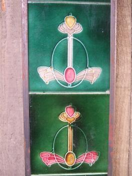 AN014 - Original Art Nouveau Tiles