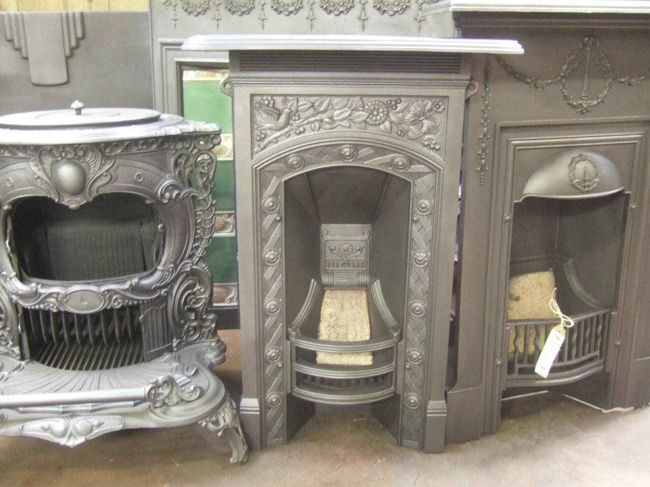 215b 1189antique Victorian Bedroom Fireplace Old Fireplaces