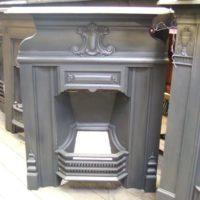 052MC - Original Edwardian Combination Fireplace