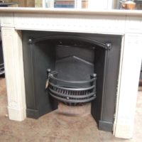 135SS - Original Georgian Stone Fireplace Surround