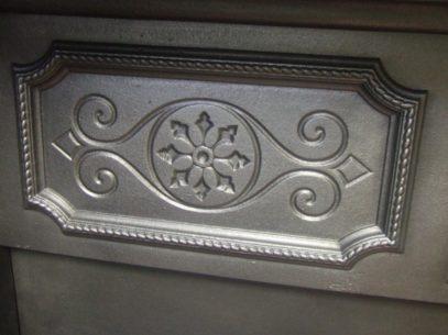 197CS - Original Victorian Cast Iron Surround