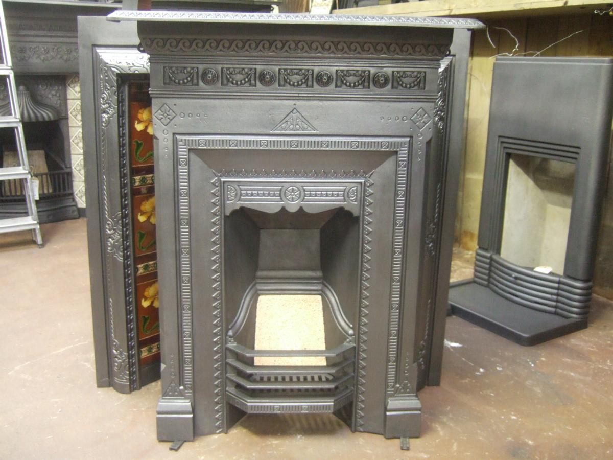 213b Antique Victorian Bedroom Fireplace Old Fireplaces