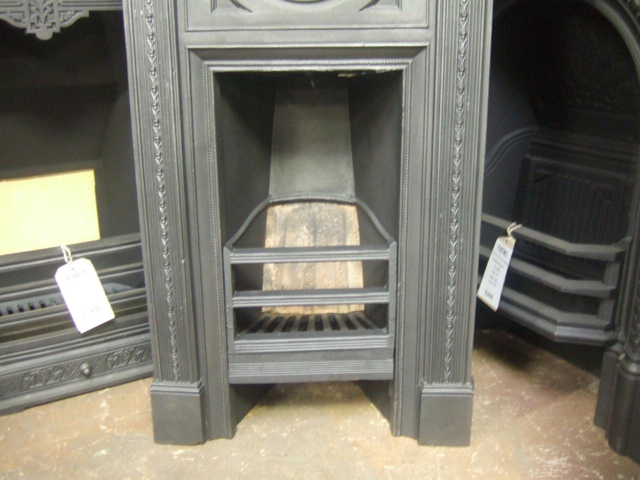 Victorian Thomas Jeckyll Style Bedroom Fireplace 216b