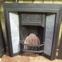 273TI - Victorian Tiled Insert Fireplace