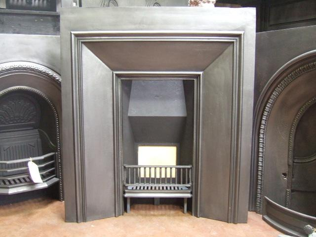 281i Regency Early Victorian Fireplace Insert Old Fireplaces