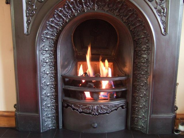 Gas Fire Old Fireplaces
