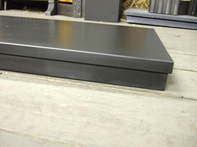 H006 Slate Hearth One Piece Antique Fireplace Co