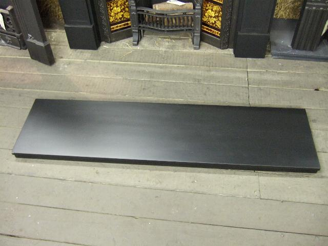 H006 Slate Hearth One Piece Old Fireplaces