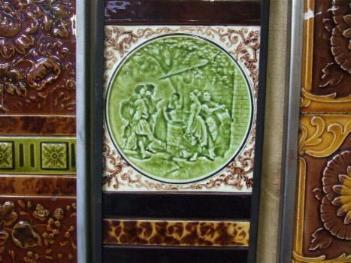 V009 - Original Victorian Tiles