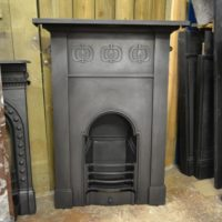Edwardian/Arts & Crafts Fireplace 2021MC Old Fireplaces.