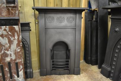 Edwardian/Arts & Crafts Fireplace 2021MC Old Fireplaces.
