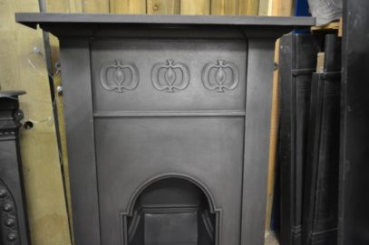 Edwardian/Arts & Crafts Fireplace 2021MCOld Fireplaces.