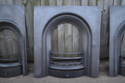 Early Victorian Arched Insert 3013AI Old Fireplaces