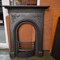 Victorian Bedroom Fireplace Front 4119B - Oldfireplaces