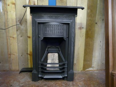 Pretty Victorian Arts & Crafts Bedroom Fireplace 806B Antique Fireplace Company