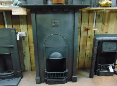 109MC_1733_Arts_&_Crafts_Medium_Combination_Fireplace