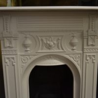 Painted Victorian Bedroom Fireplace 2061B Old Fireplaces