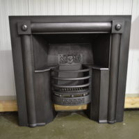 Georgian Cast Iron Hobgrate 843H - Oldfireplaces