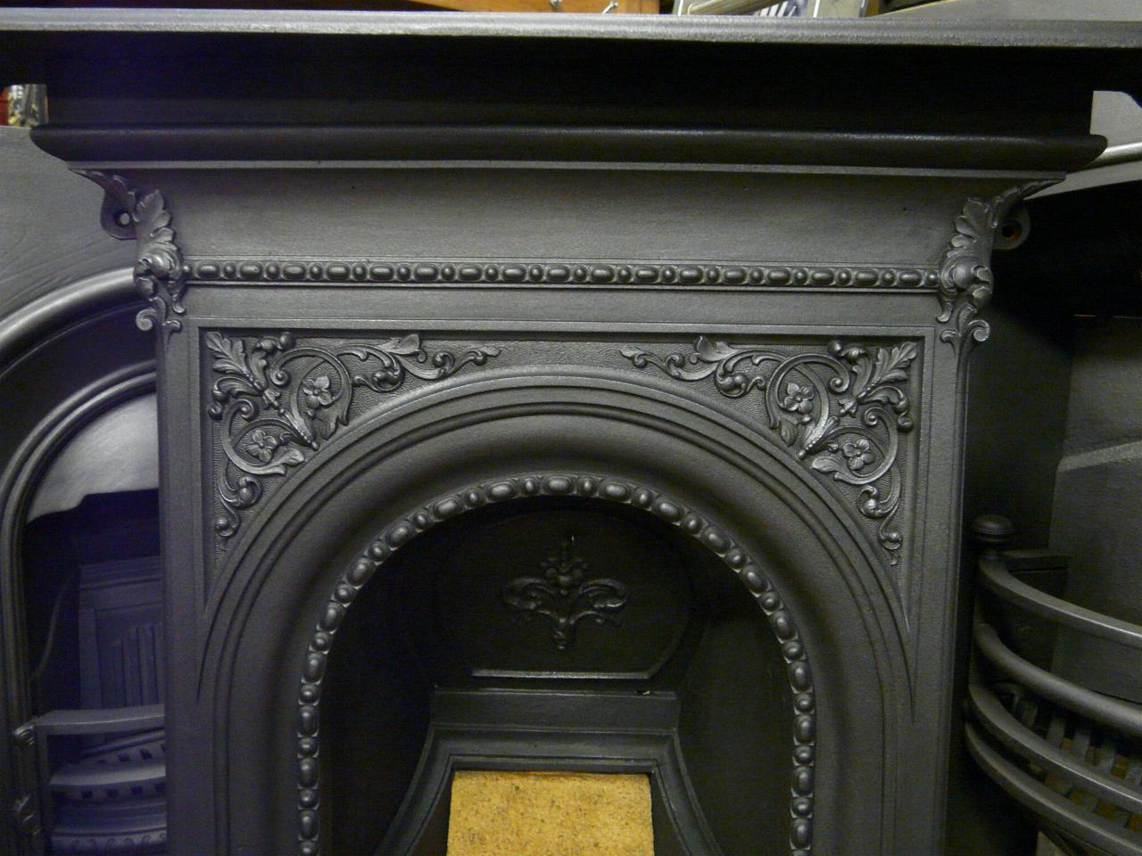 Victorian Bedroom Fireplace - 038B - Old Fireplaces