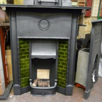 Edwardian Fireplace - 020TC-916