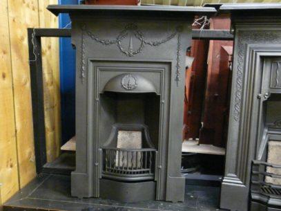 093B-907 Late Victorian Edwardian Fireplace