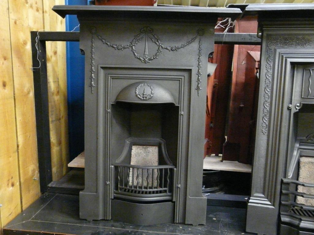 Original Victorian Edwardian Bedroom Fireplace 093b Antique Fireplace Co