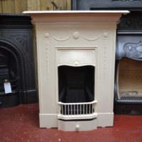 Painted Edwardian Bedroom Fireplace 2033B Old Fireplaces.